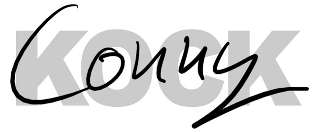 conny logo first web